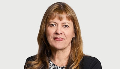 Headshot of Commissioner Helen Milroy