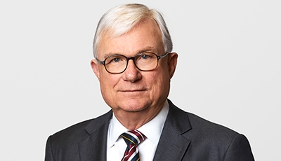 Headshot of The Hon. Justice Peter McClellan AM