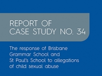 Report into Brisbane Grammar and St Paul's School released