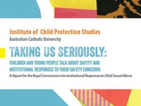New research on children's views of safety