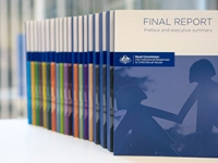 Cover image of Final Reports